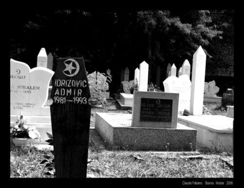cimitero mostar