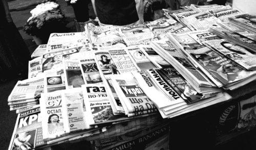 giornali kiev