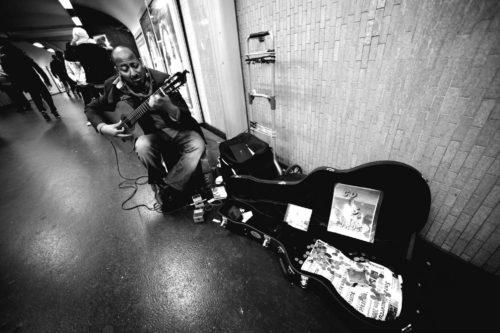 musica in metro