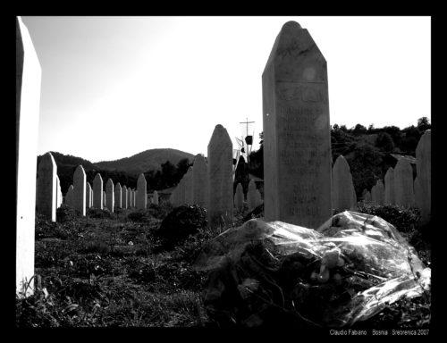 Srebrenica cimitero genocidio3