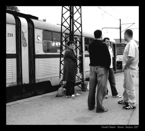 Stazione tram Sarajevo