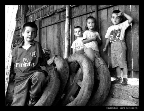 bambini a Kifino Selo4